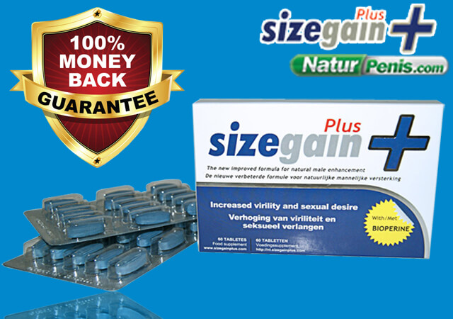 Size Gain Plus Reviews Best Penis Enlargement Pills 2019